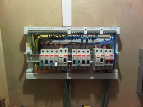 electrician Giffnock call out