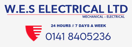 WES Electrical in Clarkston Giffnock Newton mearns